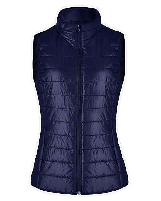 Amazon.com: MISS MOLY Womens Packable Puffer Vest Ultra ...