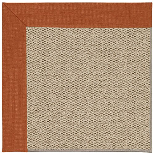 Capel Rugs Inspirit Champagne Rectangle Machine Tufted Area Rug, 12 x 12, ()