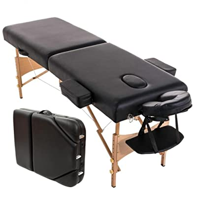 Table De Massage Confort Prime Portable Pliant Massage Lit Avec