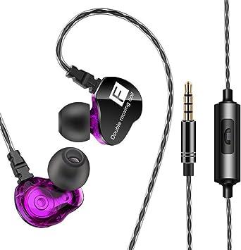 ULTRICS Auriculares con Microfono, Auriculares Cancelacion Ruido ...