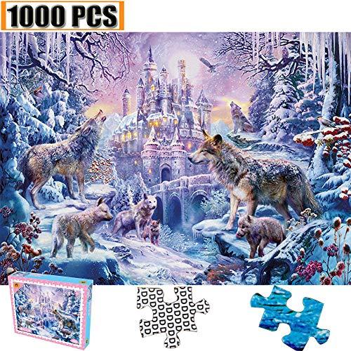 wolf 1000 piece puzzle - 8
