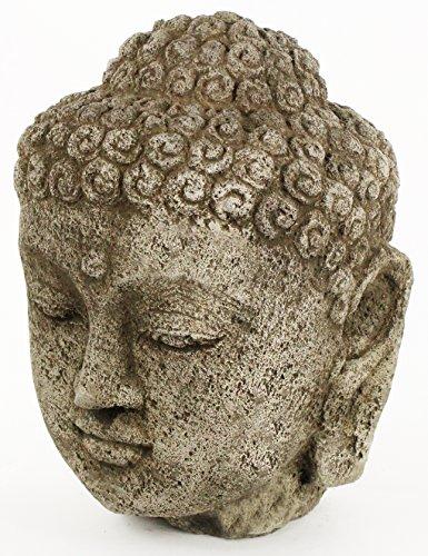 Buddha Head Concrete Statue
