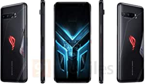 "ASUS ROG Phone 3 865+ [512GB/12GB 6.59""] Black Gaming Phone"