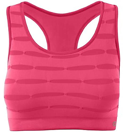 7f7b557cdc5e7 Champion Women s Racerback Pucker Stitch Seamless Bra at Amazon Women s  Clothing store  Tank Top And Cami Shirts