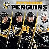 Turner 1 Sport Pittsburgh Penguins 2019 12X12 Team Wall Calendar Office Wall Calendar (19998011953)