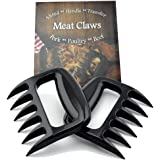 Imply Bear Claws Meat Shredder-Tear Meat Claw,Strong and Sharp BBQ Grill Tools and Heat Resistant Forks for Easily Lift, Handle, Shred Meat .(Set of 2)