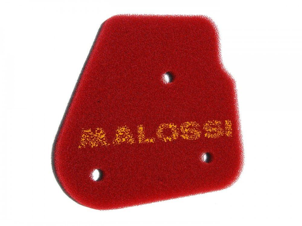 Filtro aria Malossi Red Sponge –  Malaguti F12 Phantom 50 AC (aria) (A Partire dal 2004)