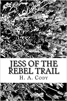 Book Jess of the Rebel Trail