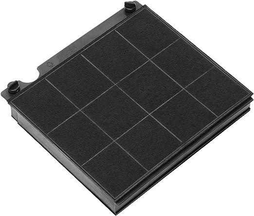 Filtre à charbon actif pour ELICA 2x Filtre à charbon model 15 230x210mm pour Brume Hotte