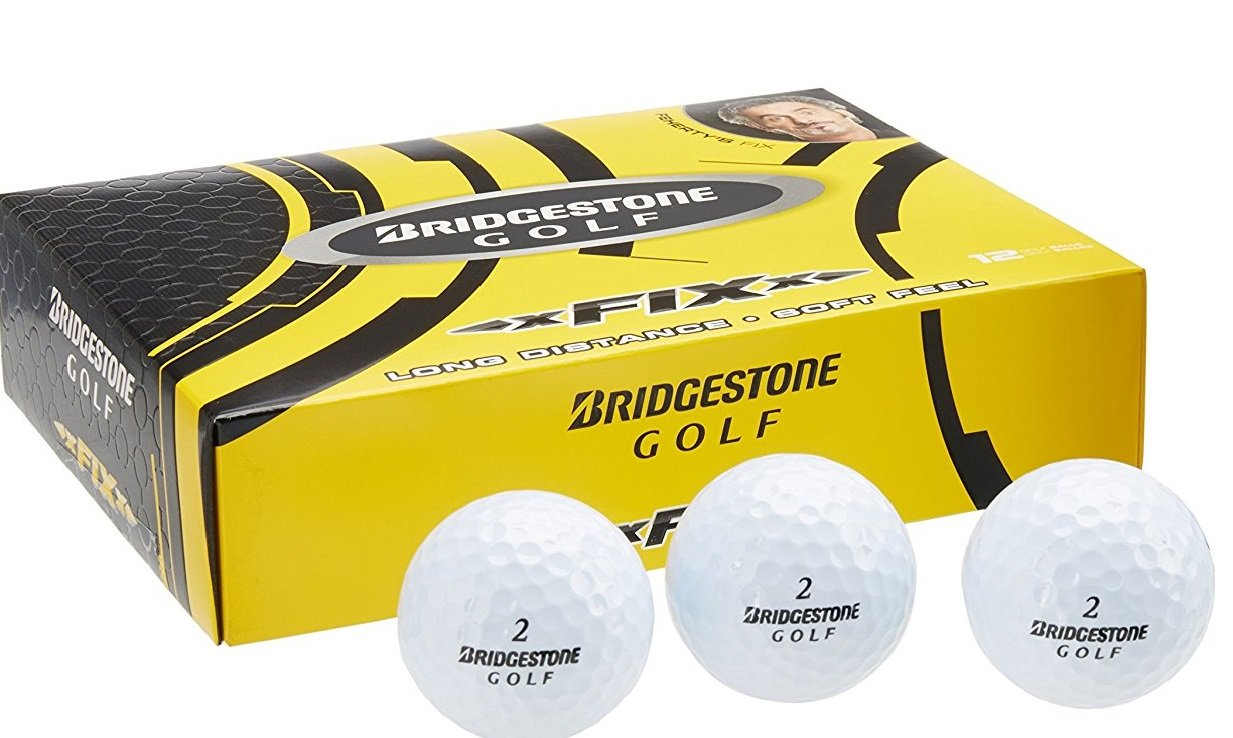Bridgestone Fixx Golf Ball (12 Pack) by Bridgestone