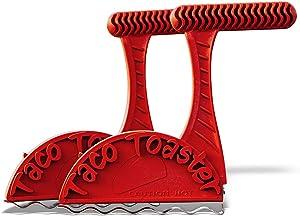 Taco Toaster   2 Healthy Taco Shell Makers   Crispy Healthy Tacos Shells Right From Your Toaster   Take Tacos To The Next Level