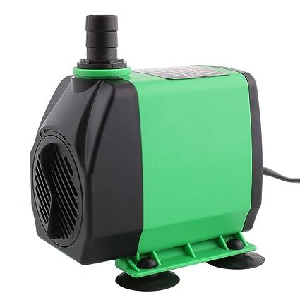 MVpower Bomba de agua, Bomba sumergible, Bomba de acuario ,estanque, fuente,