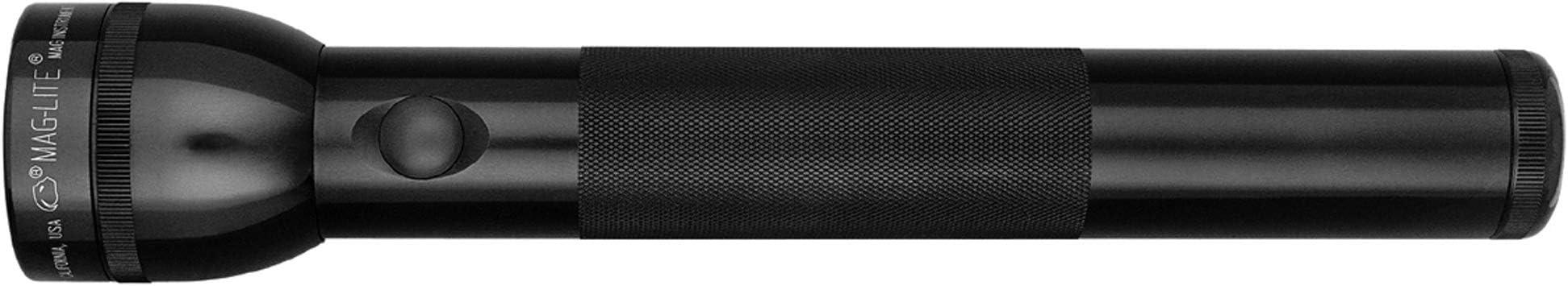 in Sichtbox MagLite Hochleistungs-Gl/ühlampe S3D986 2 Zellen