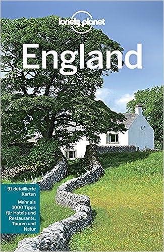 Lonely Planet Reisefuhrer England Amazon De Wilson Neil Bucher