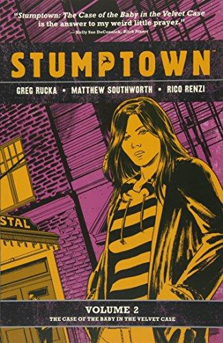 Stumptown Vol. 2: The Case of the Baby in the Velvet Case (2)
