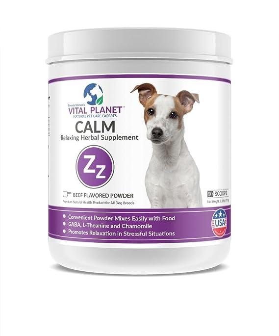 Amazon.com: Vital Planeta – Calma en polvo para perros ...