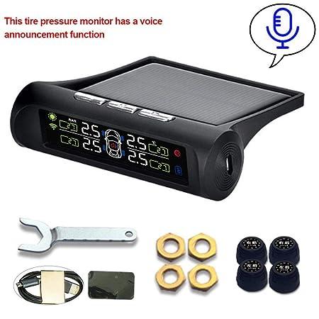 GCDN TPMS Presión de los Neumáticos Sistema de Monitoreo ...
