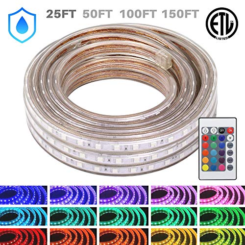 25 Ft Led Rope Light