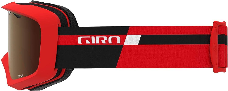 Details about  /GIRO Kinder Skibrille Grade Red Outpack 300028-007 Snowboardbrille