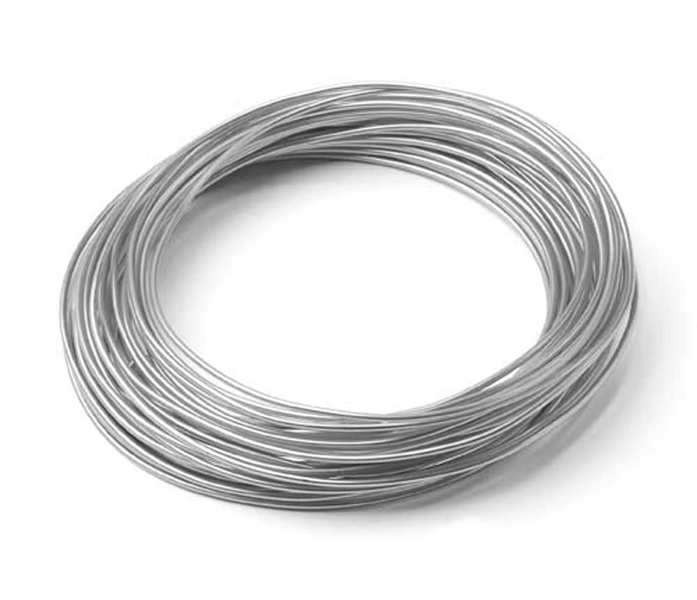 Amazon.com: Oasis Aluminum Wire (Silver)