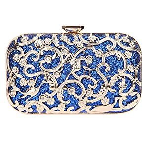Fawziya Bird Purses And Handbags For Women Bags Online Shopping Fashion-Blue