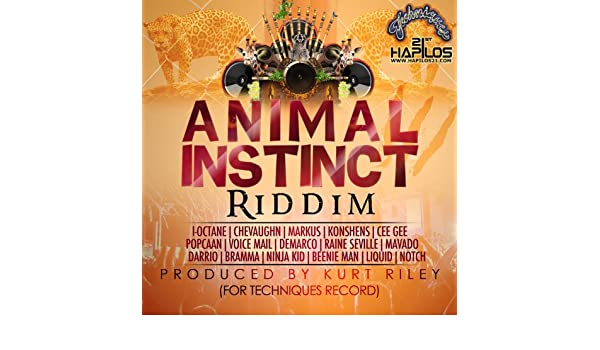 popcaan animal instinct riddim