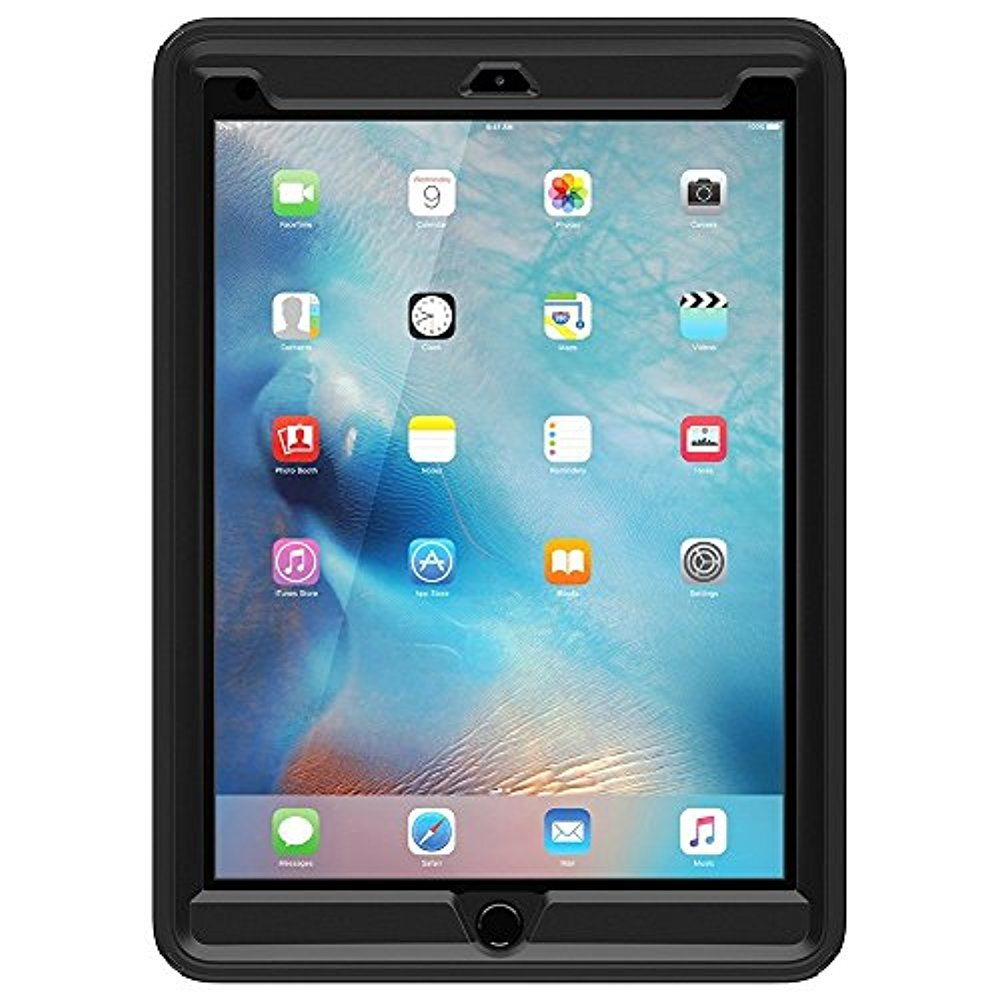 OtterBox Defender Series Case for iPad Pro (9.7'' Version), Black, Bulk Packaging (10 Pack) by OtterBox (Image #5)