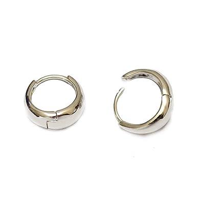 Cardinal Salman Khan Inspired Silver Hoop Earrings Kaju Bali For