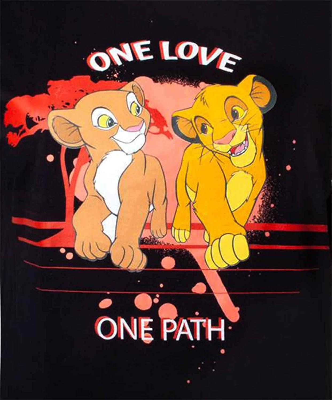 XL One Love Le Roi Lion Disney T-Shirt Unisex