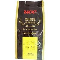 UCC 悠诗诗 纯炭火烘焙咖啡豆 500g