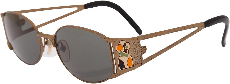Jean Paul Gaultier Gafas de sol Oro jpg56 – 4671: Amazon.es: Ropa y accesorios