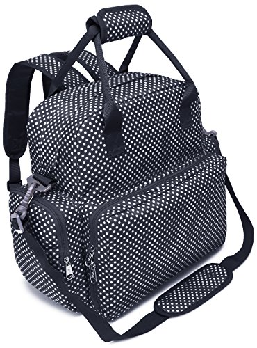 alyer-fashionable-multifunction-diaper-bag-travel-backpack-waterproof-baby-nappy-bag-with-adjustable