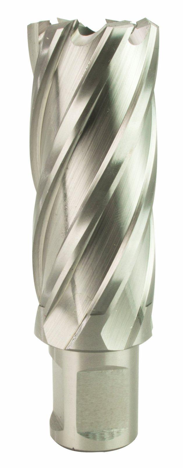 Steel Dragon Tools 1'' x 2'' High Speed Steel Annular Cutter with 3/4'' Weldon Shank