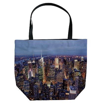 f2bee9c97705 Amazon.com: iPrint Handbag Canvas Shoulder Bag Leisure Fashion,New ...