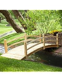 Amazoncom Garden Bridges Patio Lawn Garden