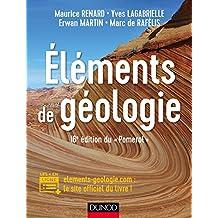 Éléments de Géologie: Cours, Qcm et Site Compagnon 16e Éd.