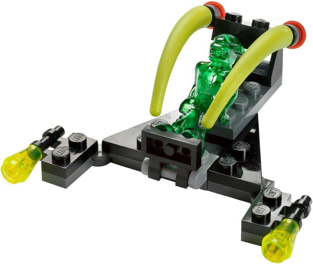 LEGO Mars Mission Exclusive Mini Figure Set #5617 Alien Jet