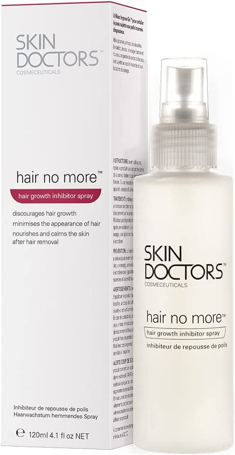 Skin Doctors Crema resultado profesional Hair No More 120 ml