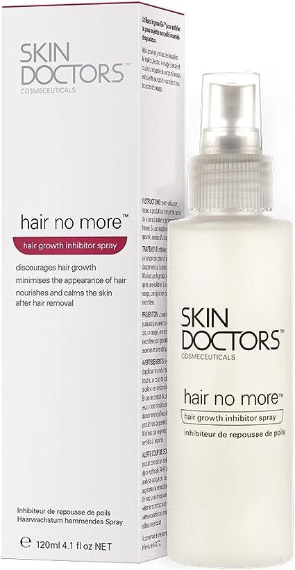 Skin Doctors Crema resultado profesional Hair No More 120 ml ...