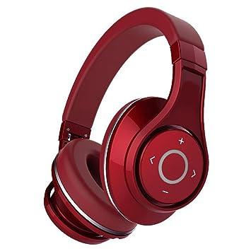 DUHOULI Auriculares Bluetooth De Alta Gama Patented 8 Drivers/Sonido 3D / Aleación De Aluminio