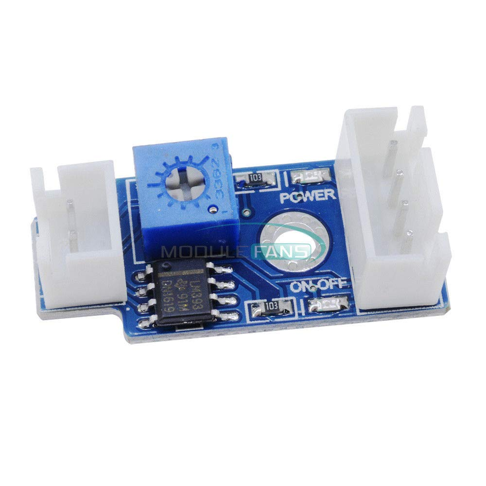Lm393 Comparator Module Microcontroller Development How To Build A Voltage Circuit Using An Learning Board Home Audio Theater