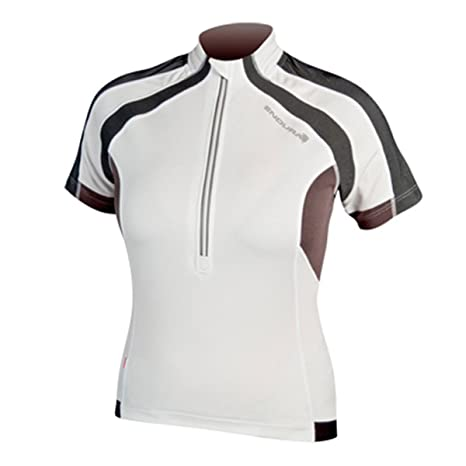 8315c26b1 Image Unavailable. Image not available for. Color  Endura 2016 Women s Hummvee  II Short Sleeve Cycling Jersey ...