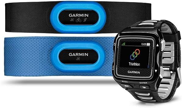 Garmin Forerunner 920XT Tri-Bundle (Reacondicionado): Amazon ...