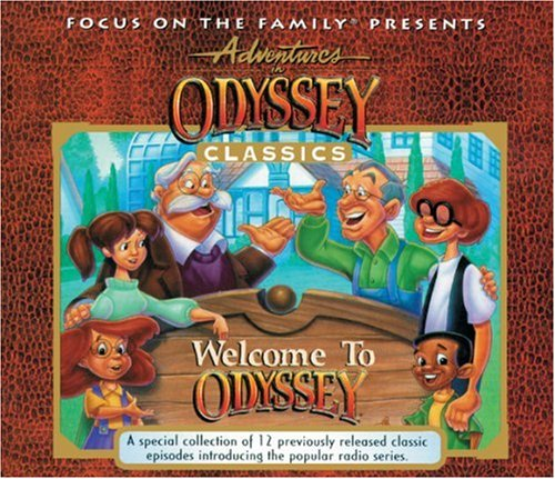 Full Adventures In Odyssey Book Series Adventures In