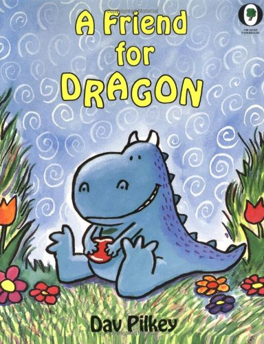 A Friend For Dragon (Dragon Tales (Random House Paperback))