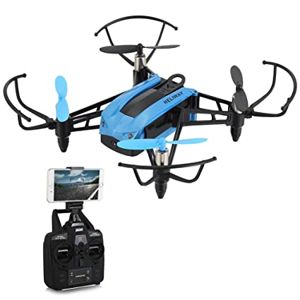 FPV Quadcopter Drone With 720P HD WiFi Camera And VR Mini Racing 24GHz