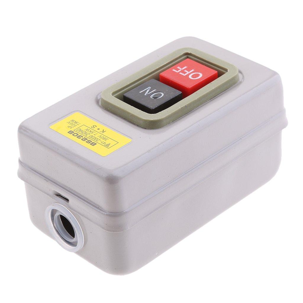 Interruptor de Potencia Moment/áneo de Fase BS230B 3 380V 7.5kW Universal