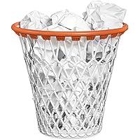 Balvi–Poubelle Panier de basketAvec Design Comique en Forme de Panier de Basket.Couleur: Blanc.Très résistant, fabriqué en Plastique ABS.