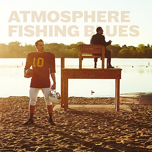 Cassette : Atmosphere - Fishing Blues [explicit Content] (Blue)