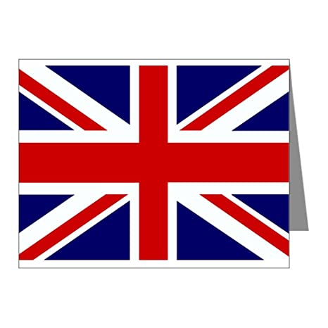 Amazon greeting cards 10 pack british english flag hd greeting cards 10 pack british english flag hd m4hsunfo